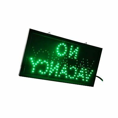 CHENXI motel LED store Open Sign neon room vac...