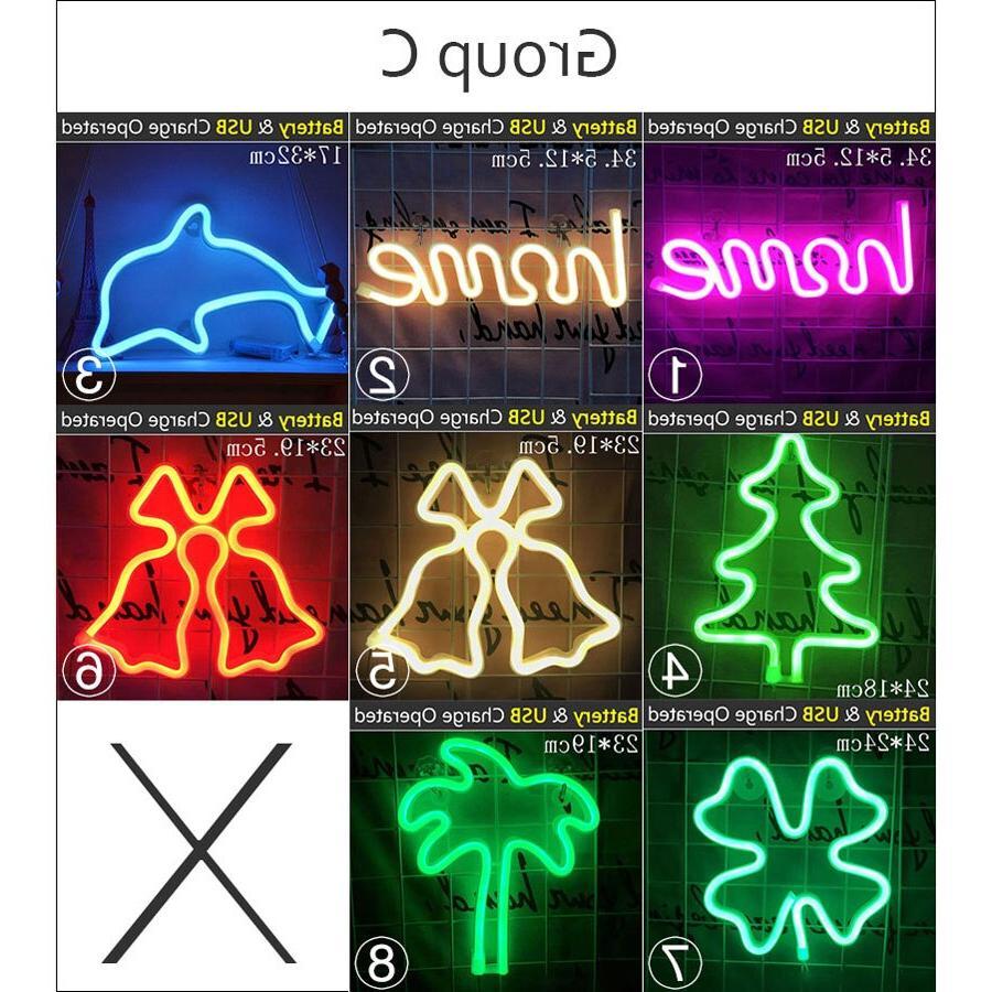 Wholesale 39 Styles <font><b>Neon</b></font> <font><b>Neon</b></font> Home Party Xmas Gift