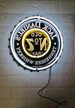 LDGJ Neon Light Sign Home Pub and Hotel Adjusts Jack Daniels