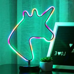 Bolylight Led Neon Light Sign Glowing Decorative Table Lamp