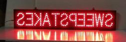 lot of 4 neon LED signs sweepstakes Internet cafe Poker casi