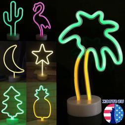 Modern Neon LED Wall Lamp Novelty Sign Pub Lighting Gift Nig