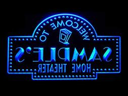 ADVPRO Name Personalized Custom Home Theater Bar Neon Sign B