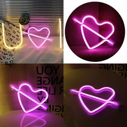 neon art decorative lights the arrow of
