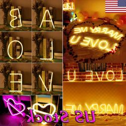 Neon LED Wall Lamp Novelty Sign Pub Lighting Gift Party Nigh
