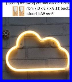 Neon Light Signs. LED Decor For Home Kid Bedroom Wall Decora