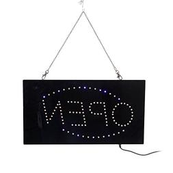 LED Neon Sign, LED Open Sign, LED Bar Business Advertisement