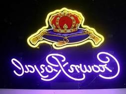 Neon Sign Crown Royal Bar, Pub ,Store ,Party , Dorm , Baseme