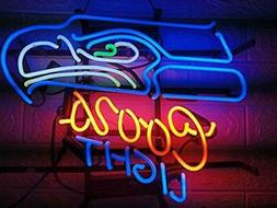 LDGJ Neon Signs for Wall Decor Handmade Sign Home Seattle Sp