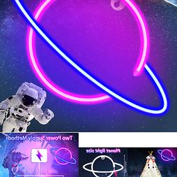 OurWarm Neon Signs LED Neon Decorative Night Lights for Wall