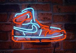 """New Boot Neon Light Sign Acrylic 14"""" Decor Poster Man Cave G"""