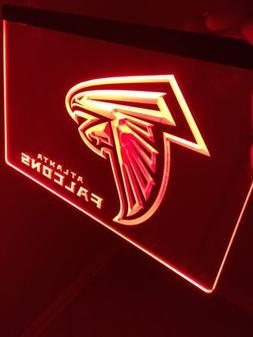 NFL Atlanta FALCONS LED Neon Sign for Game Room,Office,Bar,M