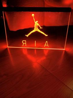 NIKE AIR LED NEON LIGHT SIGN 8x12