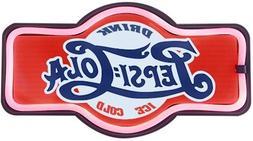 Pepsi-Cola  Bottlecap - Reproduction Vintage Advertising Sig