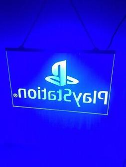 PlayStation Led Neon Light Sign Game Room