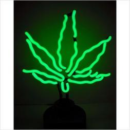 Neonetics Pot Leaf Neon Sculpture