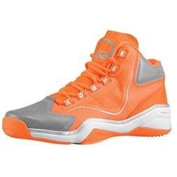 Reebok Men's Q96 Crossexamine Basketball Shoe,Neon Sign/Whit