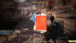 Signs and Letters PLAN : Fallout 76  *NEON*