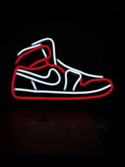 Sneakers Neon Sign - Decor light.