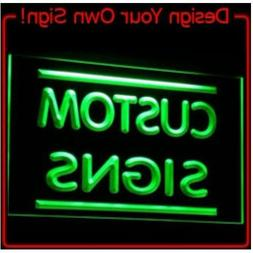 tm ADV PRO Custom Neon Light Sign Order