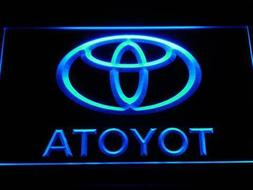 TOYOTA Led Neon Sign for Game Room,Bar,Man Cave Garage US SH