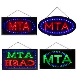 Ultra Bright ATM Sign Led Neon Business Animated Motion Ligh