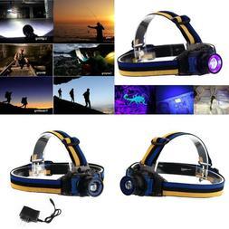 UV LED BLACK LIGHT HEADLAMP Ultraviolet Blacklight Headlamp