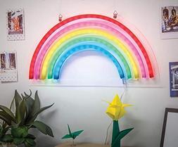 West & Arrow Rainbow Neon Lights,Rainbow Neon Signs Lamps Ma